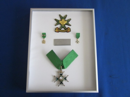 The Military and Hospitallier Order of Saint-Lazarus of Jerusalem